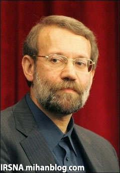 لاریجانی: مهم توافق نهایی درباره برنامه هسته ای است